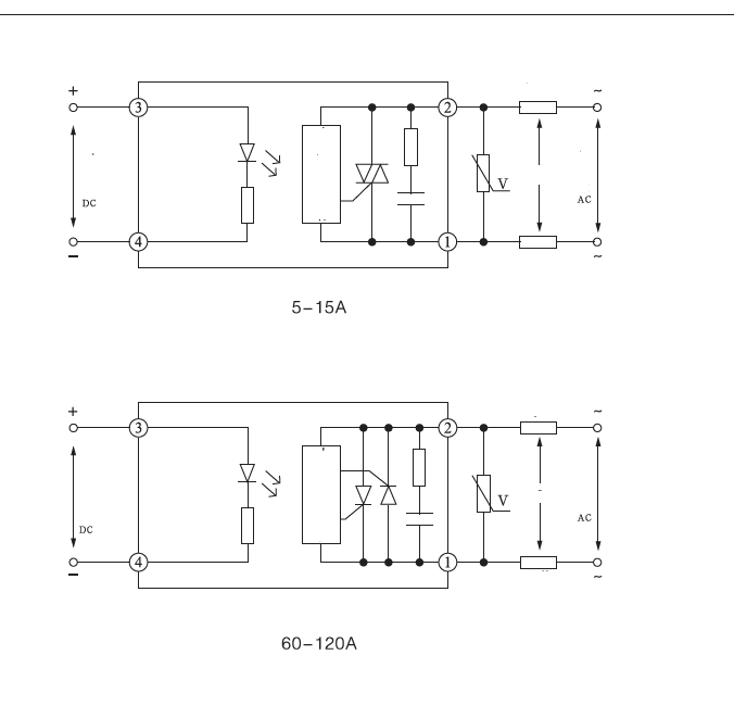 SSR-15DA Solid State Relay